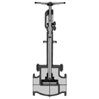 Cryogenic globe valve