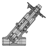 Y globe valve