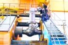 Globe valve hydraulic testing