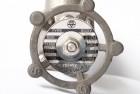 3/4 800 globe valve wheel detail