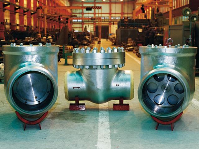 hydrotest valves