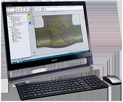 valve flow simulation