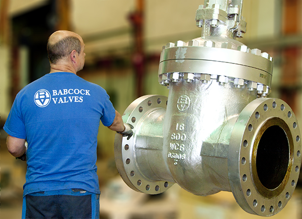babcock industrial valves