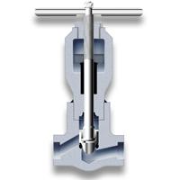 Needle globe valve