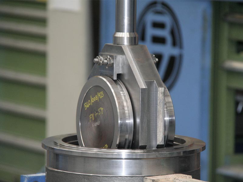 Parallel Slide Special Valves