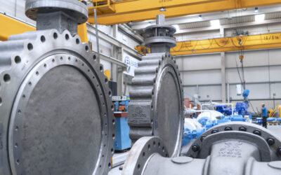 20 butterfly valves supplied to a Middle East refinery