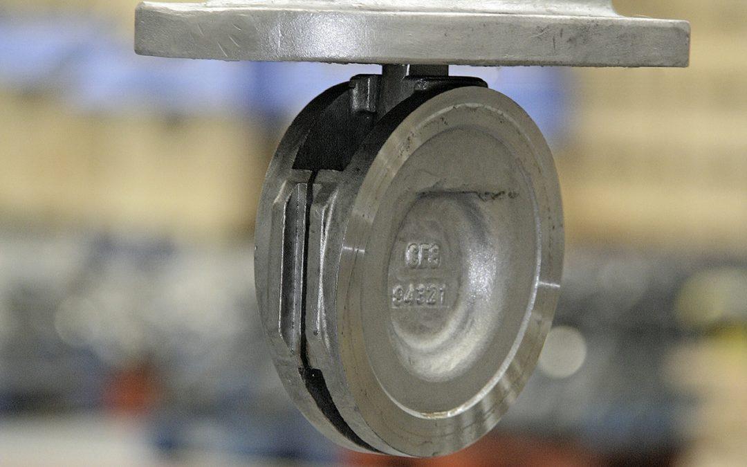 Válvula 22801 Flexible Wedge