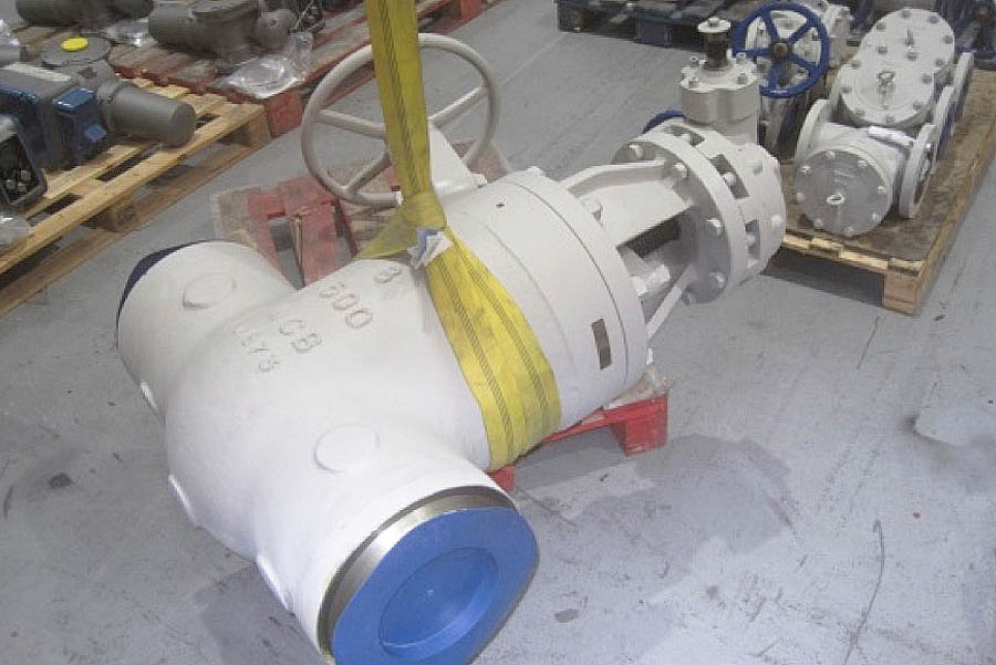 Babcock Valves supplies 500 valves for a boiler in Colombia